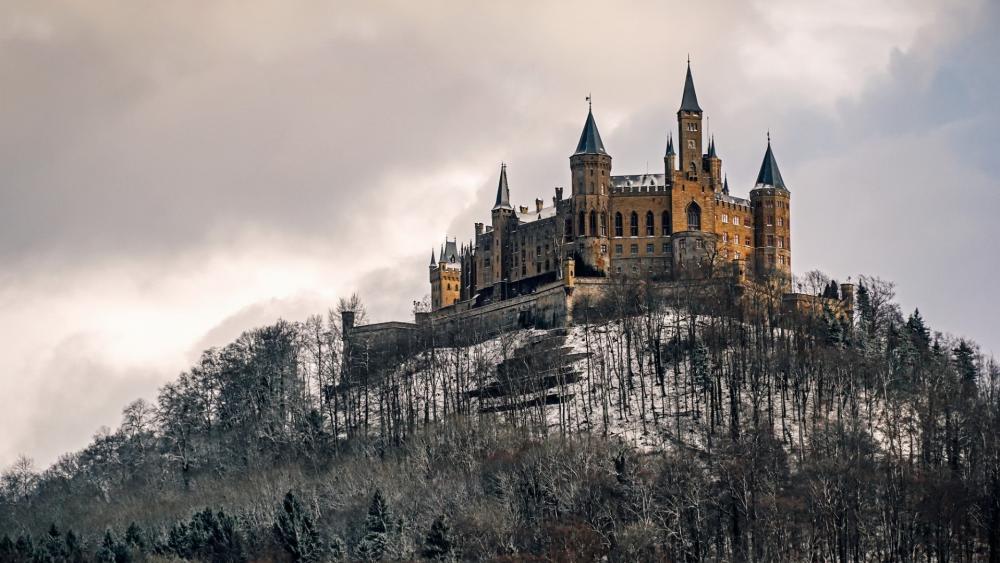 Hohenzollern Castle wallpaper