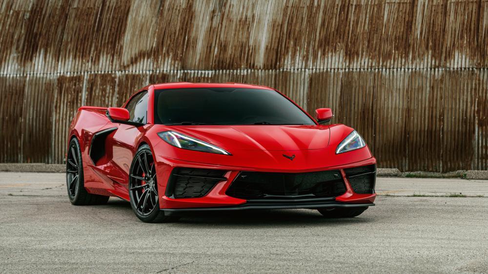 Corvette C8 wallpaper