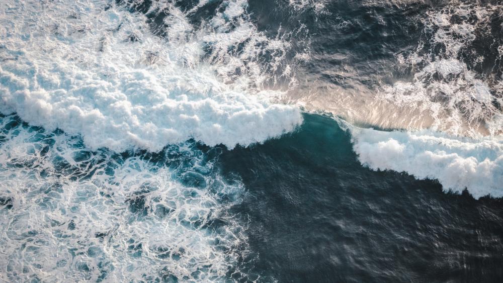 Sea Tides wallpaper