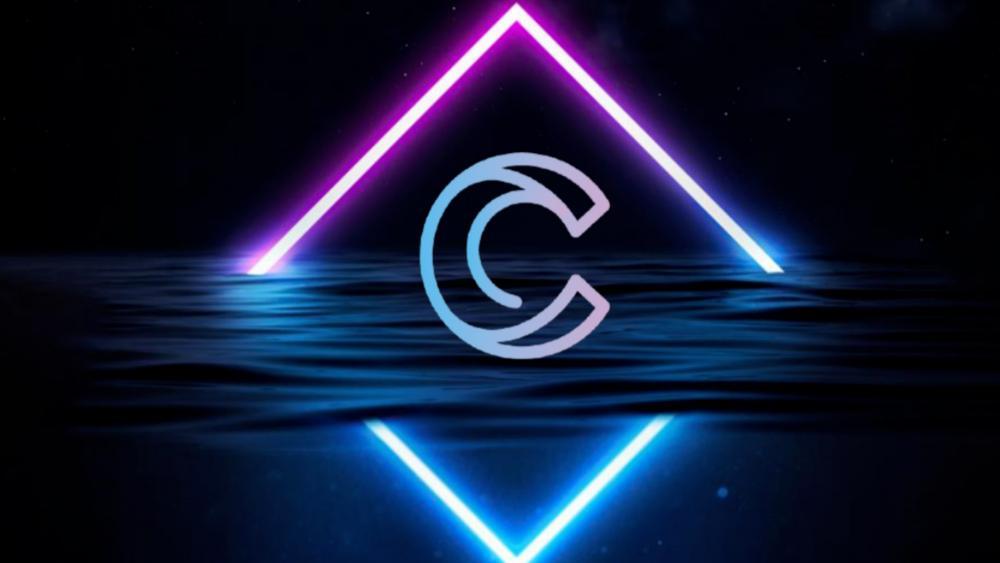 Neon C  wallpaper