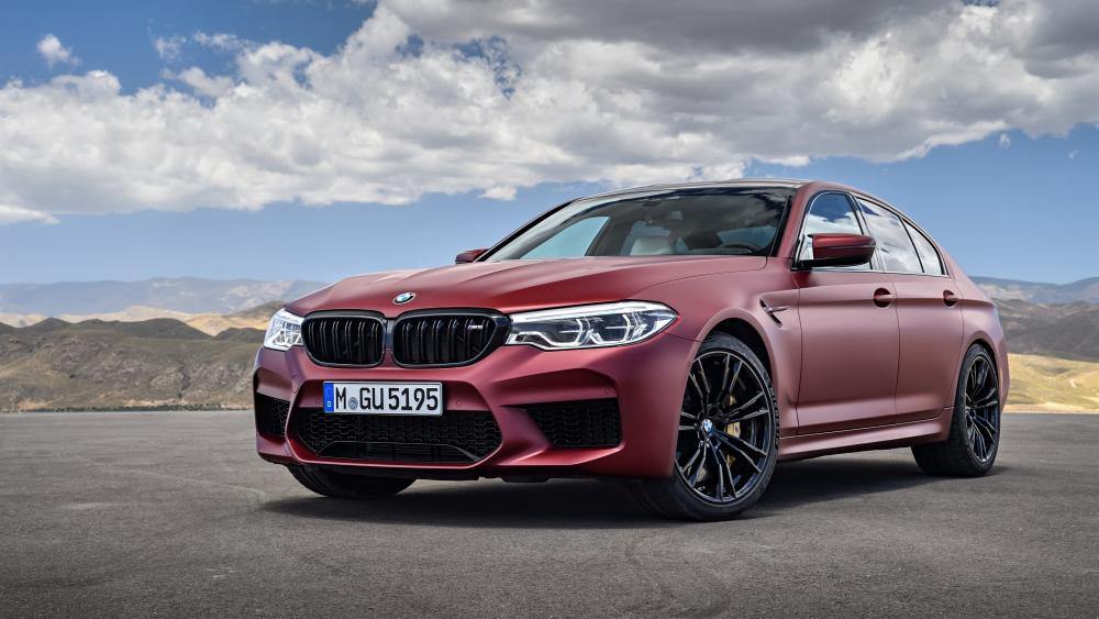 BMW M5 wallpaper