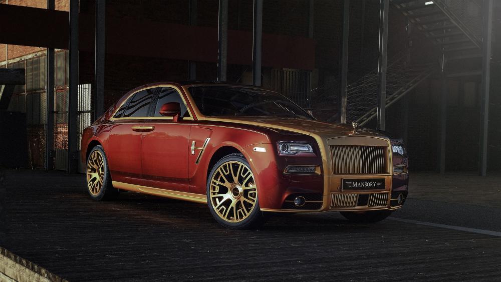 Rolls-Royce Ghost II wallpaper