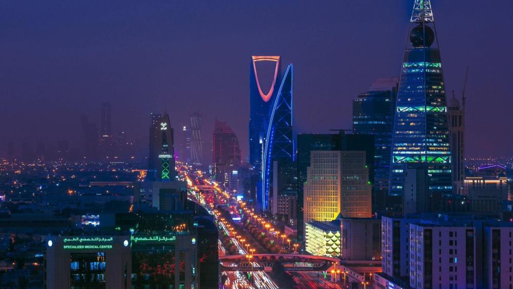 Riyadh city wallpaper