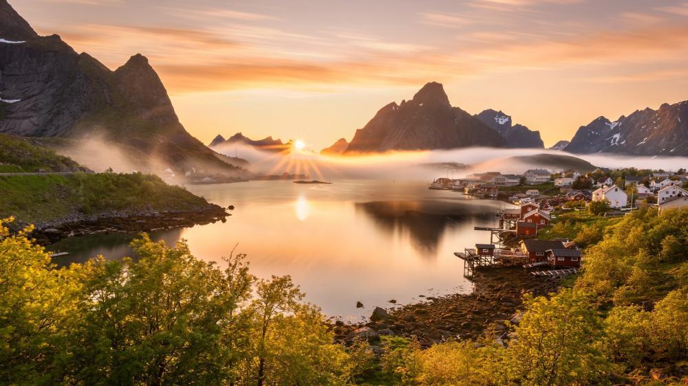 Norway wallpaper
