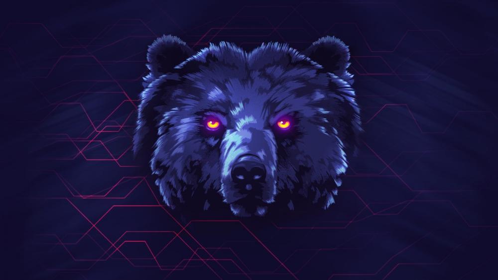 Monster bear wallpaper