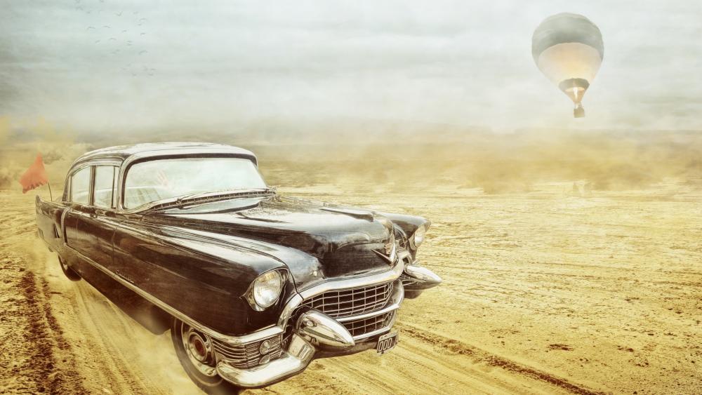 Classic Cadillac wallpaper
