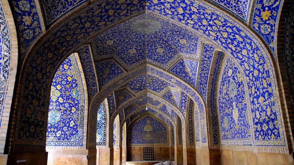 Naqsh-e Jahan Square wallpaper