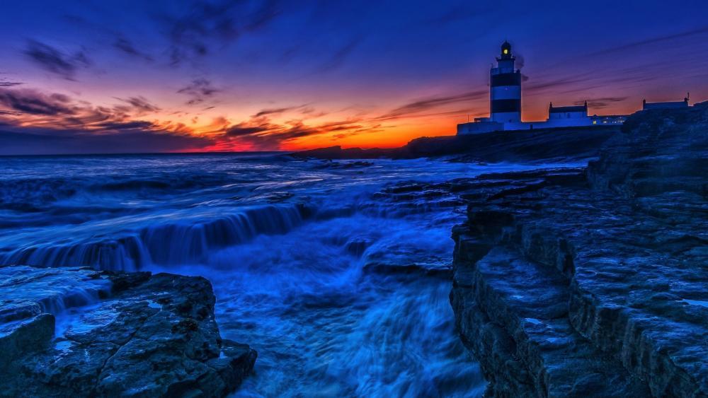 Hook Lighthouse wallpaper
