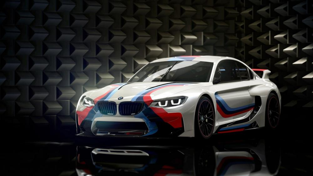 BMW Vision Gran Turismo wallpaper