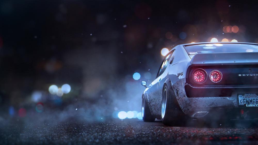 Nissan Skyline GT-R wallpaper