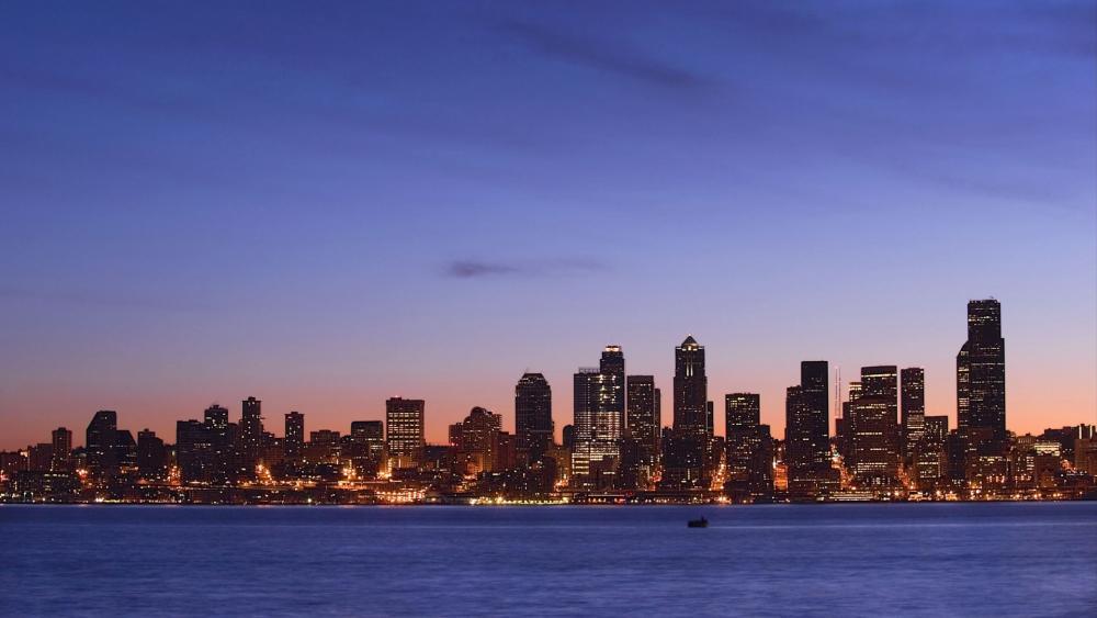 Seattle wallpaper