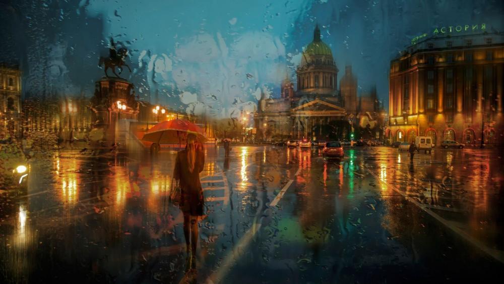 Russia, Saint Petersburg  wallpaper