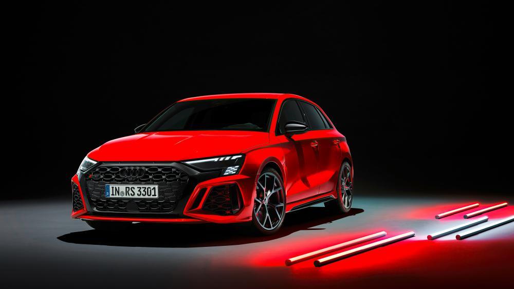 Audi RS3 Sportback wallpaper