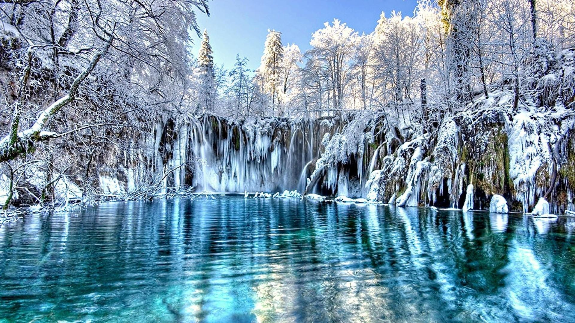 Plitvice National Park wallpaper