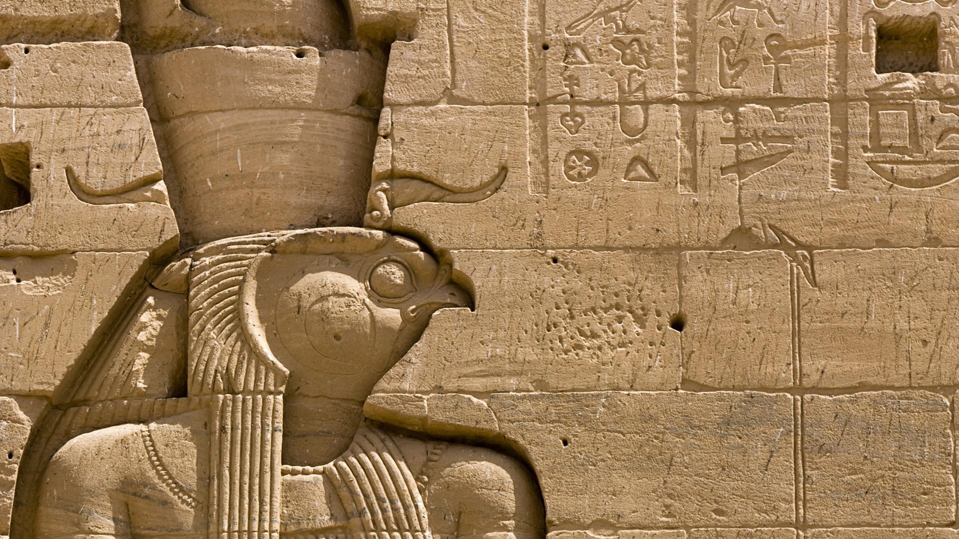 Temple of Philae wallpaper