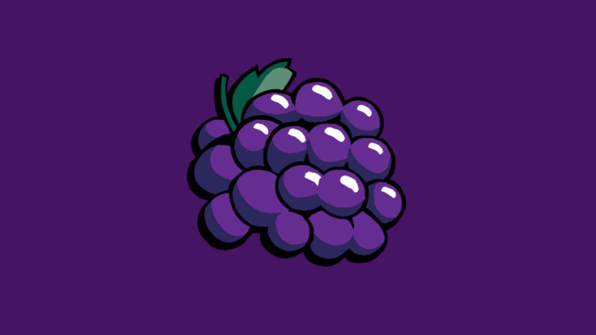 Killer Grape wallpaper