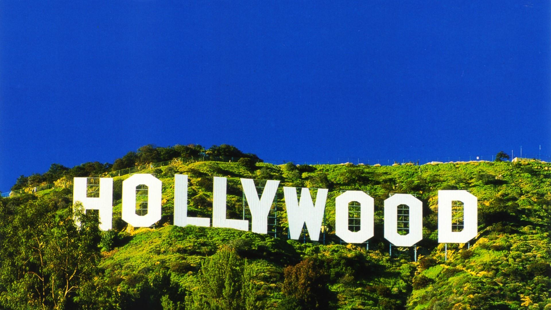 Hollywood Sign wallpaper
