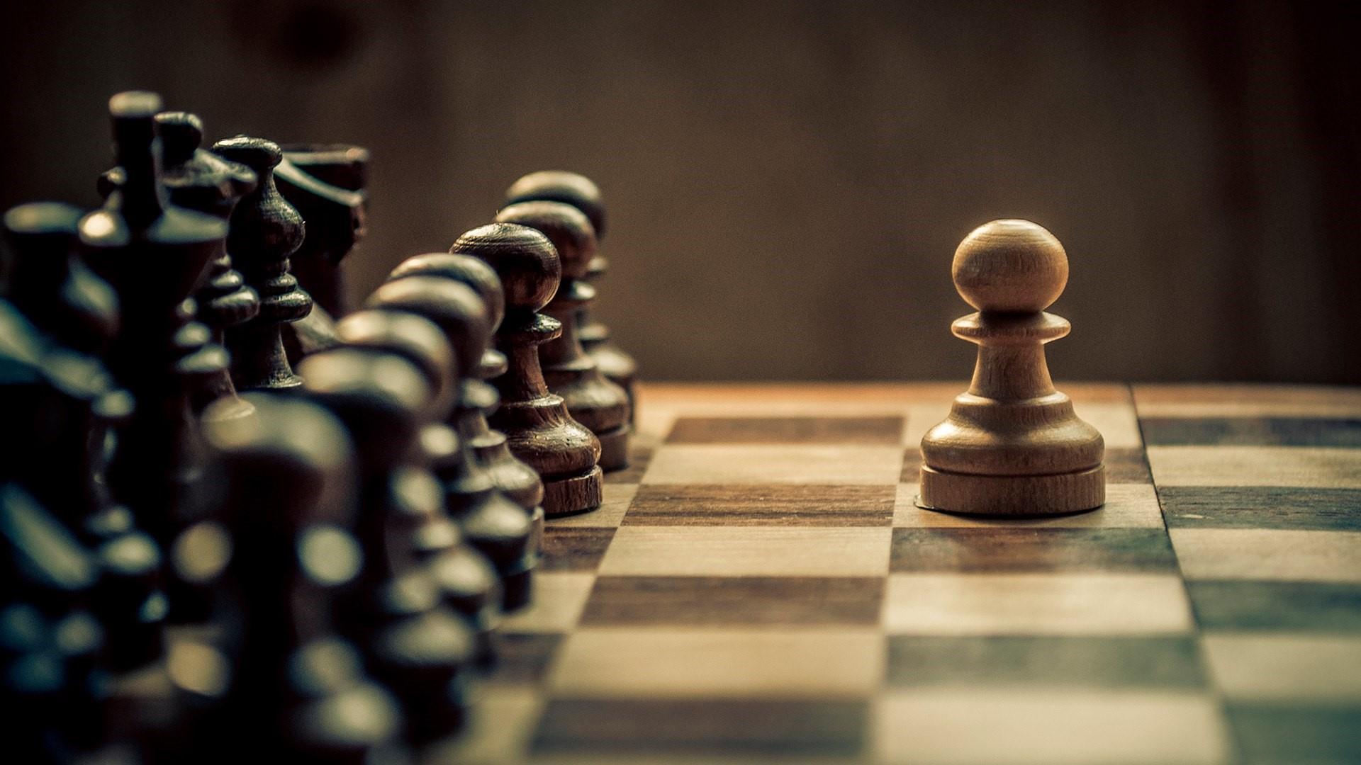 White Pawn (Chess) wallpaper