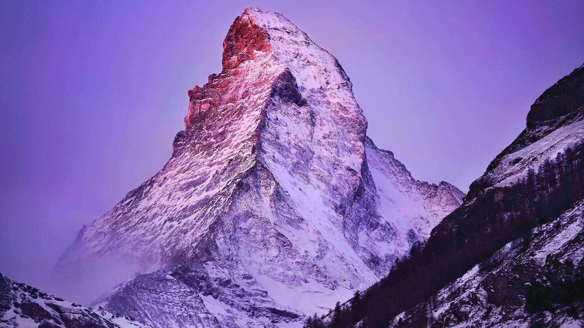 Matterhorn (Switzerland) wallpaper