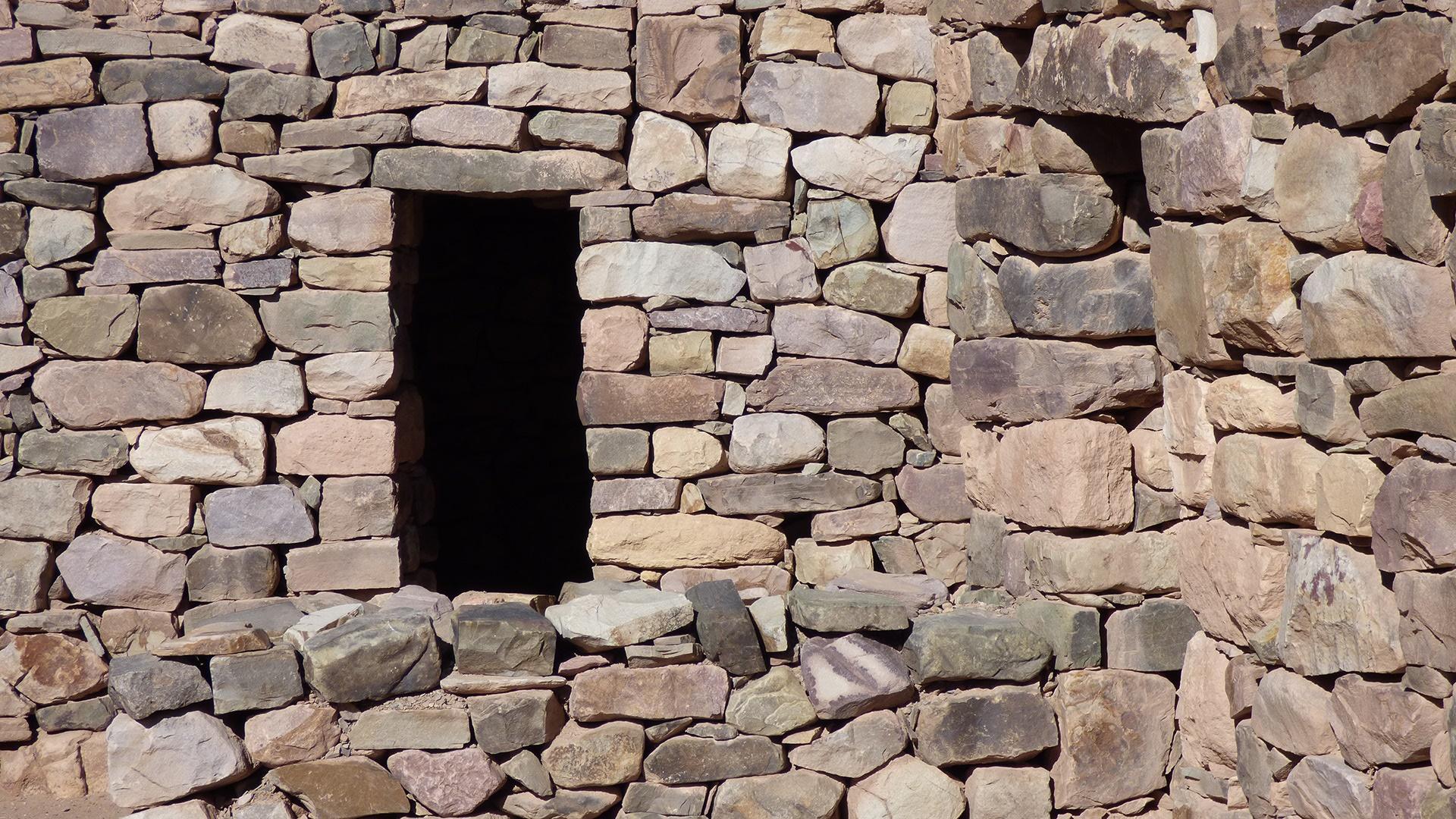 Door in the Stone wallpaper