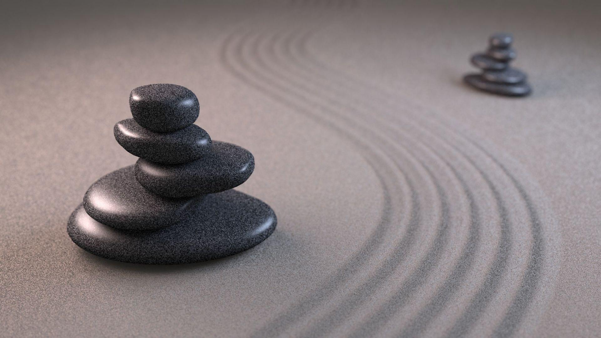 Zen Stones Hd Wallpaper Backiee Free Ultra Hd Wallpaper Platform
