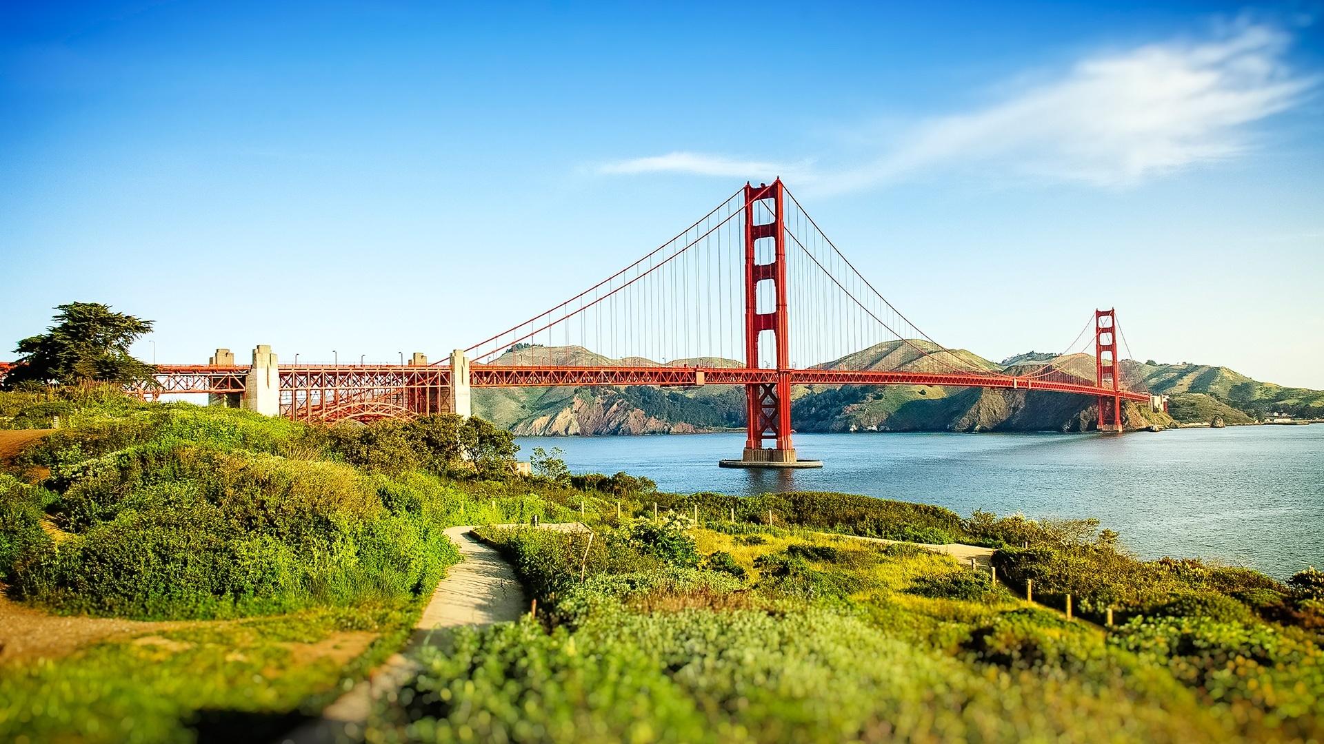 Golden Gate Bridge wallpaper - backiee