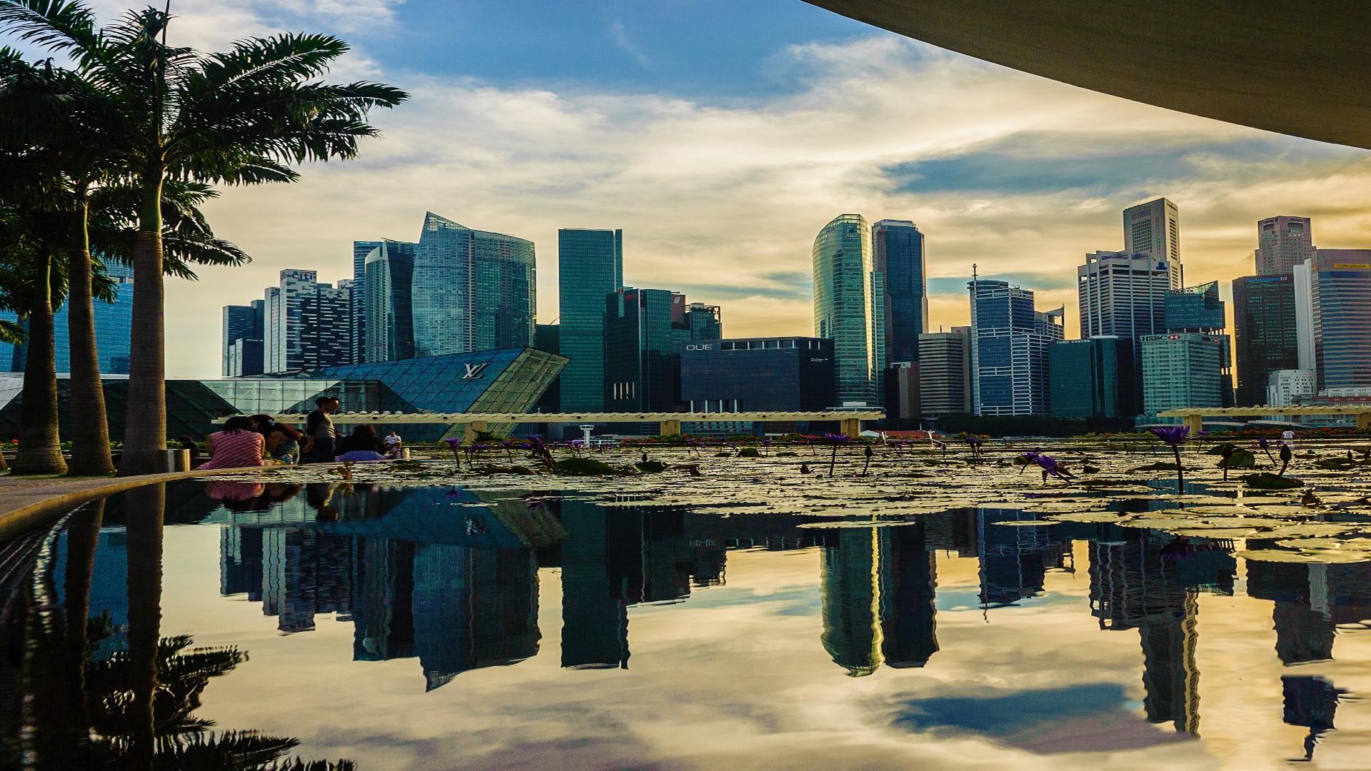 Marina Bay Sands wallpaper