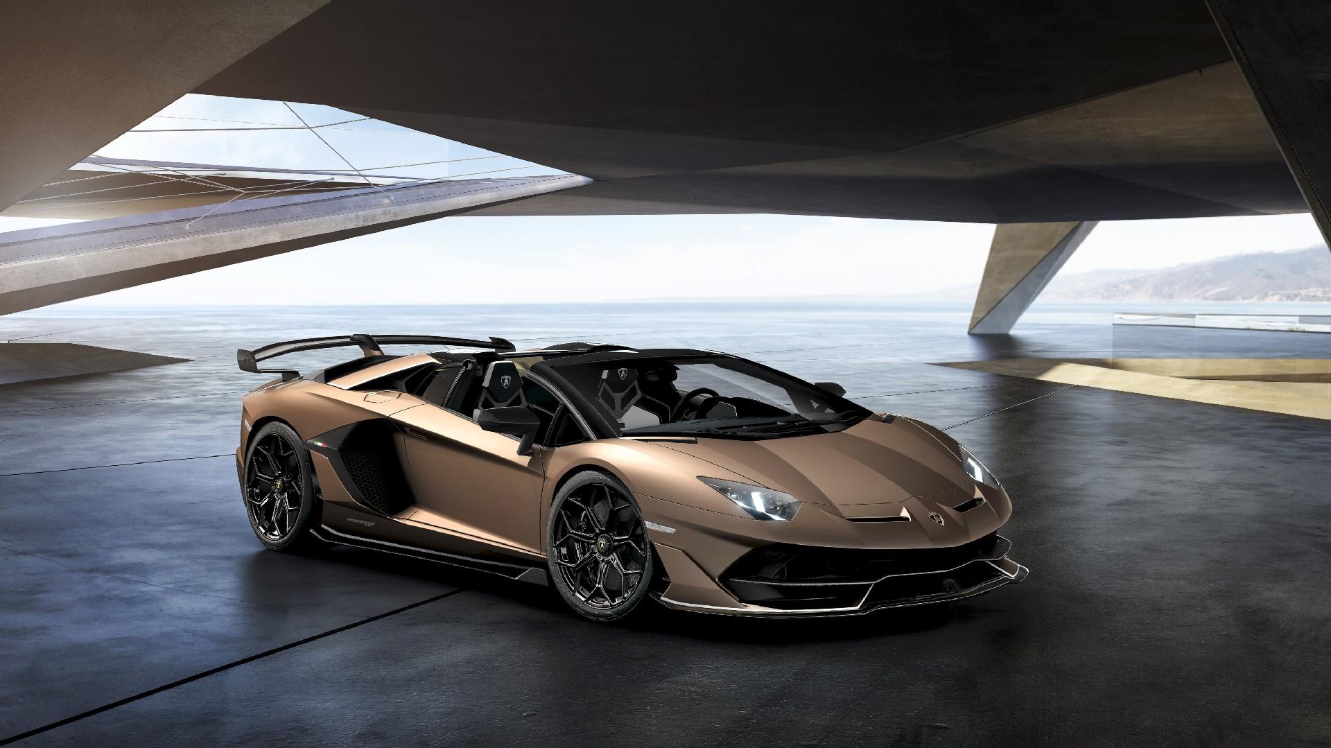 Lamborghini Aventador Svj Hd Wallpaper Backiee Free Ultra Hd