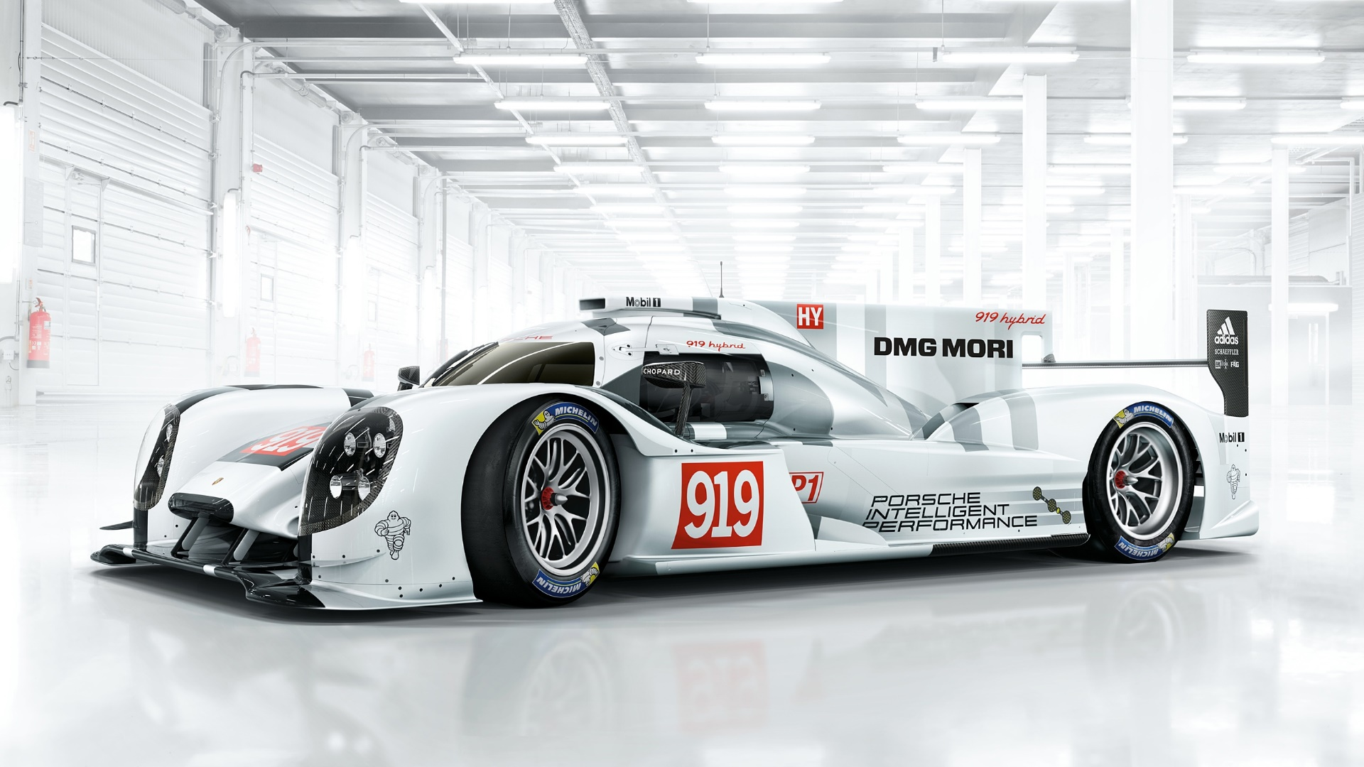 2014 Porsche 919 Hybrid wallpaper