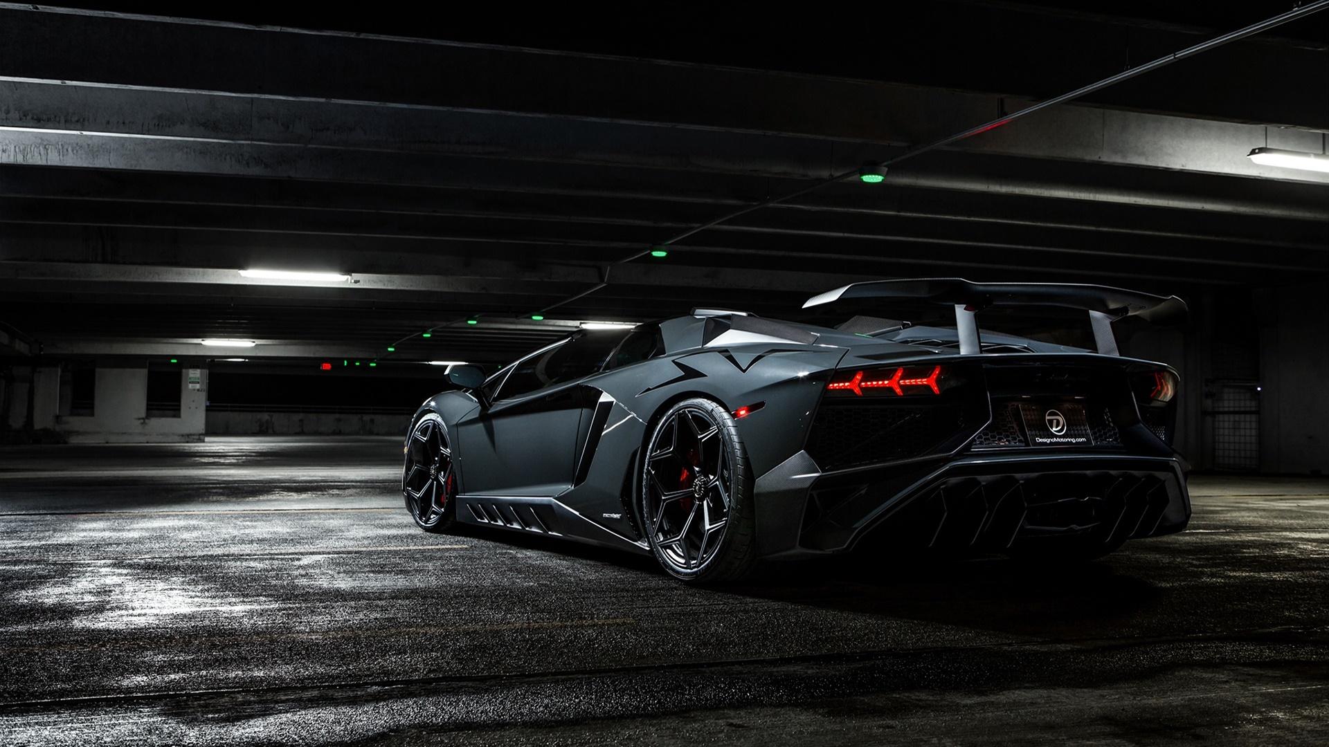 Lamborghini Aventador Sv Roadster Hd Wallpaper Backiee Free