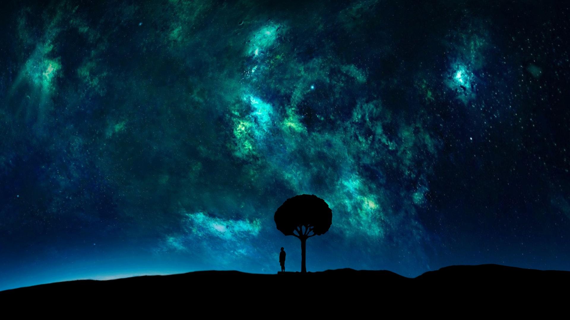 Mind space wallpaper