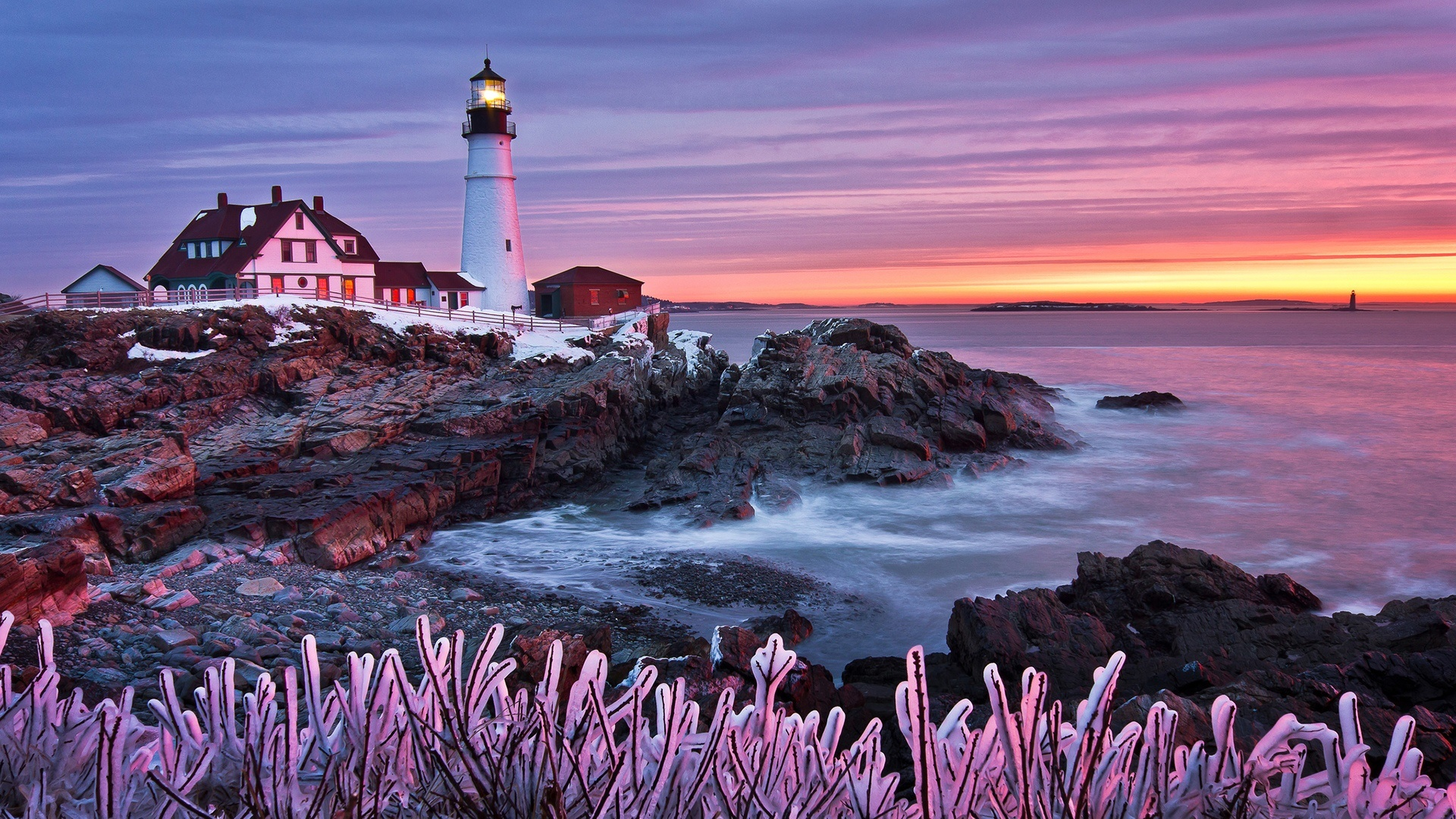 Portland Head Light (Cape Elizabeth) wallpaper
