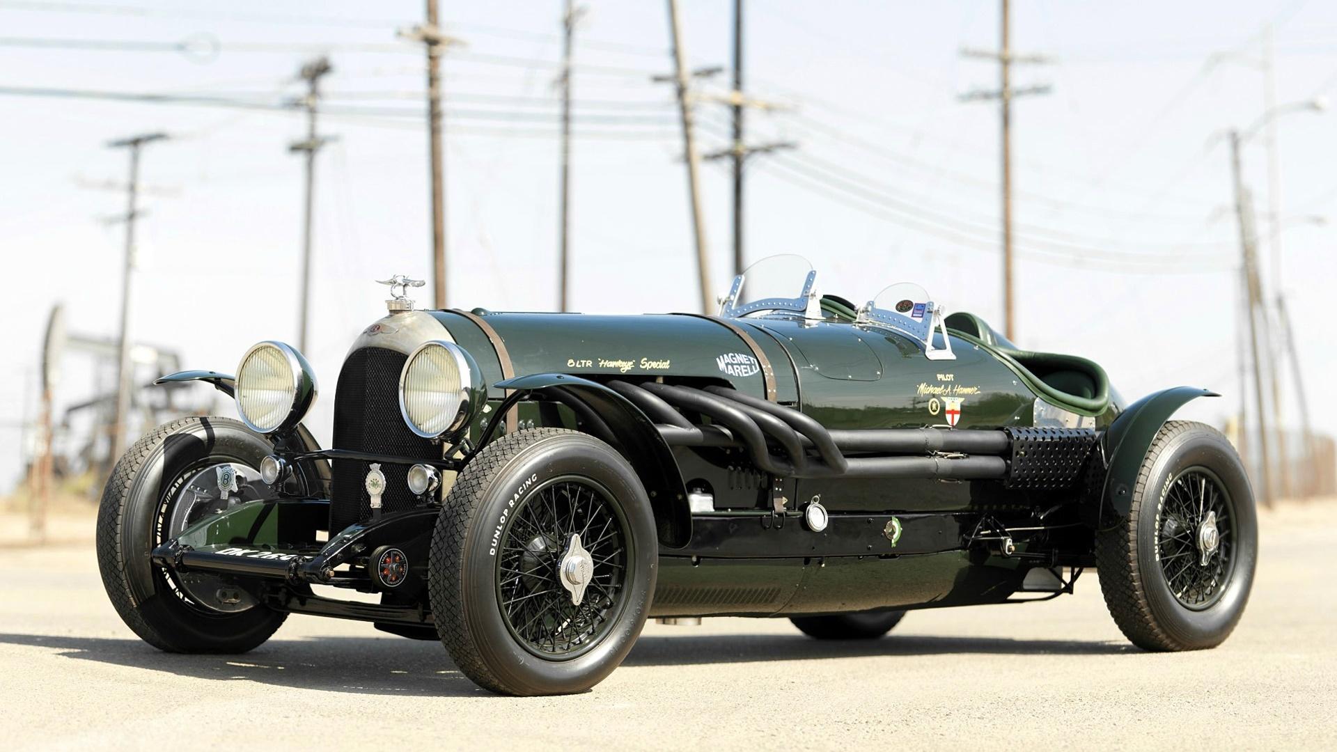 1924 Bentley 3/8 Litre Hawkeye Special wallpaper
