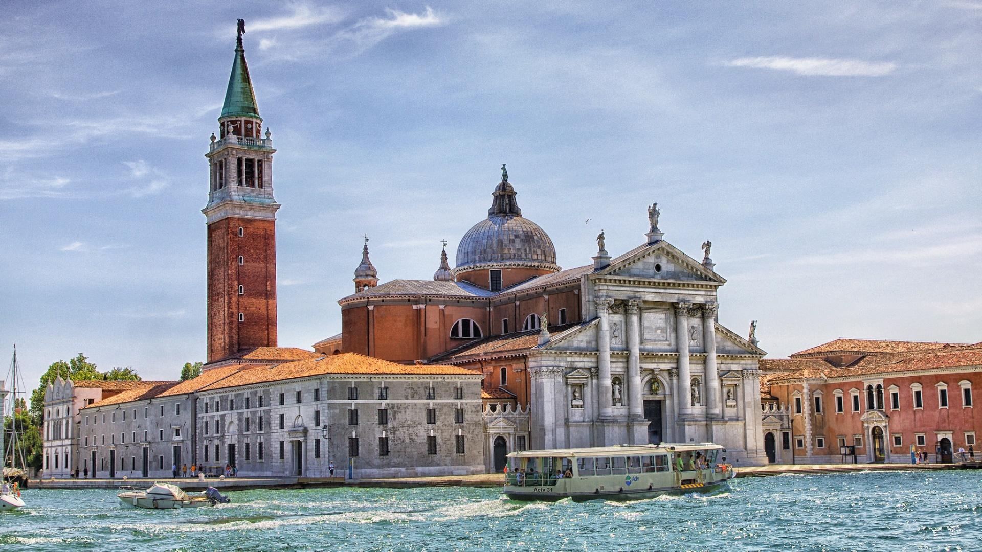 San Giorgio Maggiore Church wallpaper