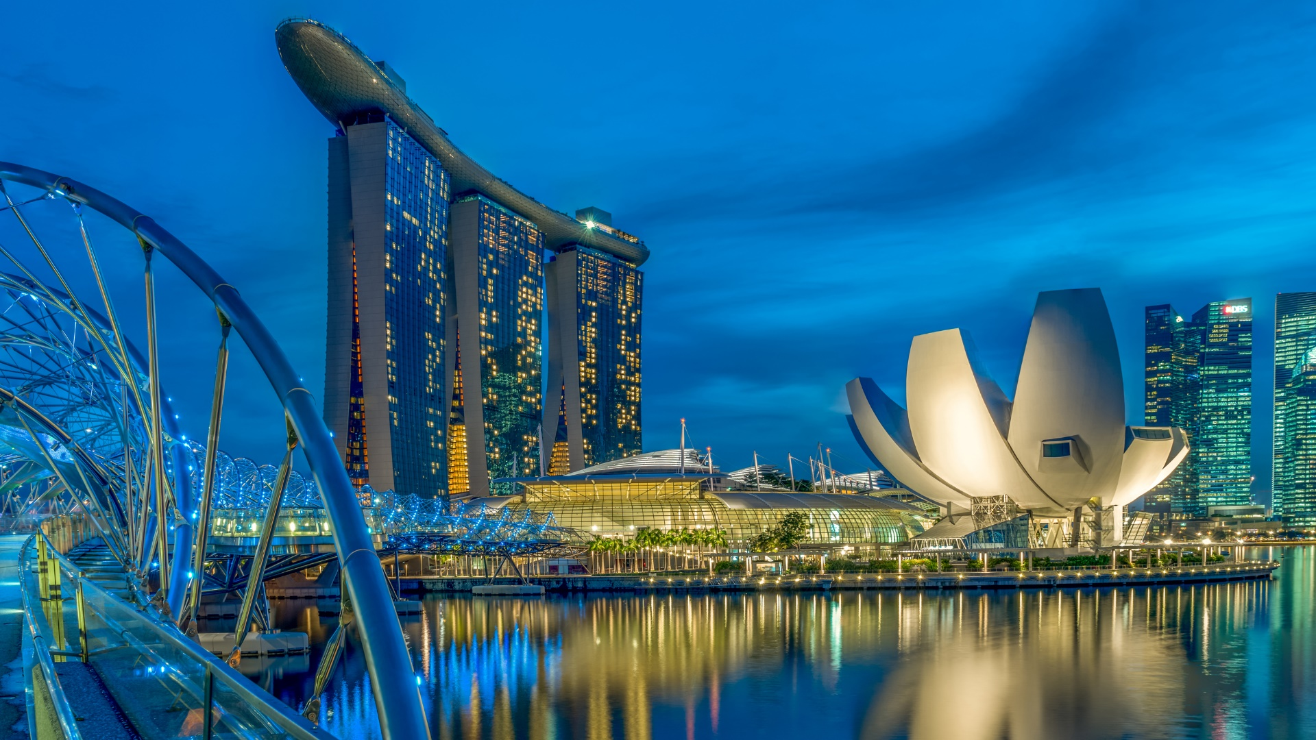 Marina Bay wallpaper