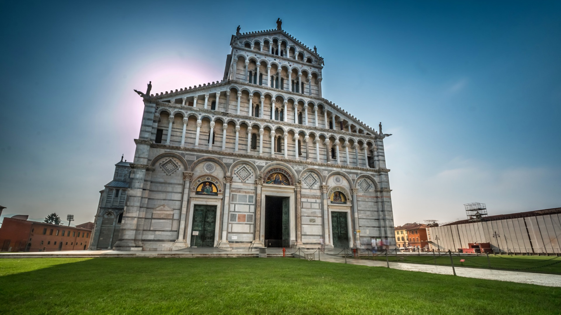 Cattedrale di Pisa wallpaper