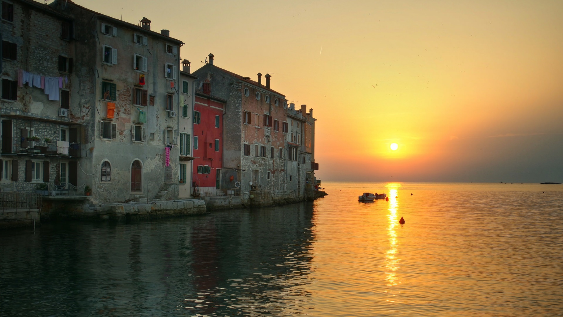 Rovinj, Croatia wallpaper