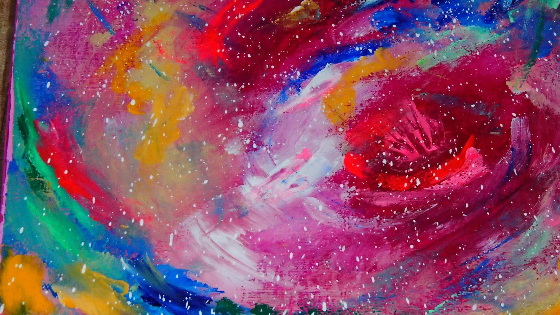 colorful swirl wallpaper