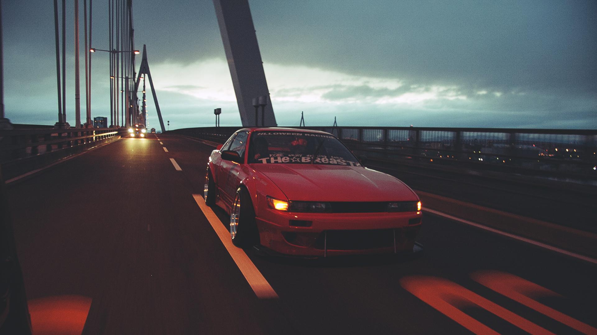 Japanese car wallpaper