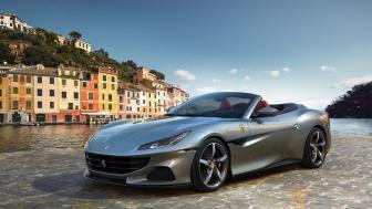 Ferrari Portofino M wallpaper