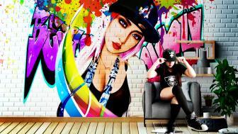 HIP HOP GRAFITTI wallpaper
