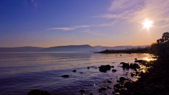 Sea of Galilee wallpaper