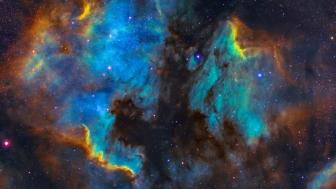 North America Nebula wallpaper