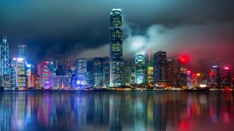 Victoria Harbour wallpaper