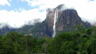 Angel Falls, Mount Roraima wallpaper