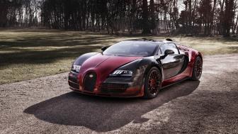 Bugatti Veyron Grand Sport Vitesse La Finale wallpaper