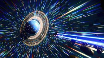 Exploring planet wallpaper