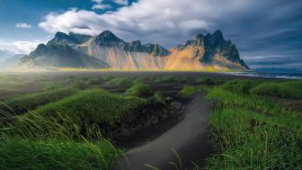 Vatnajokull National Park wallpaper