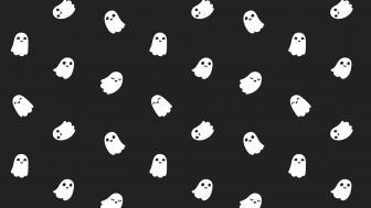 Little ghosts wallpaper