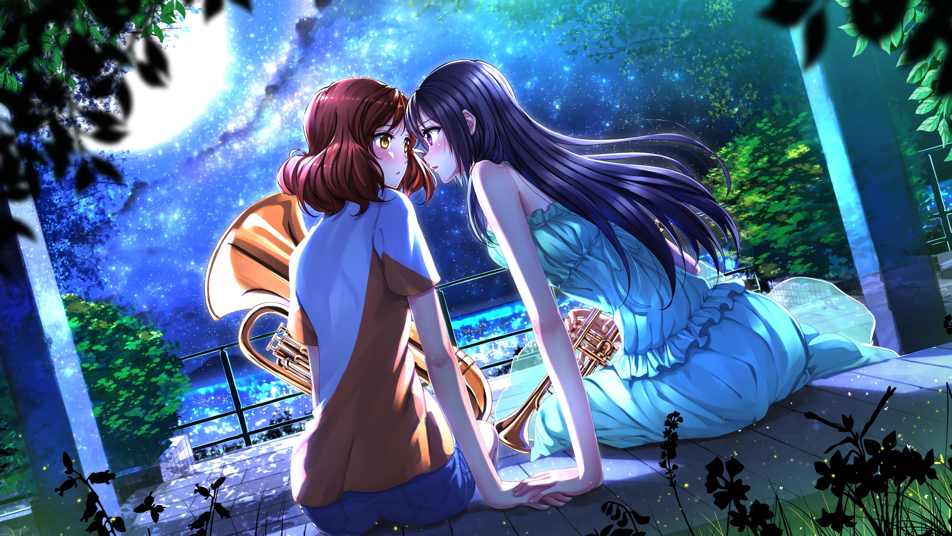 Anime 4K UltraHD Wallpaper - backiee - Free Ultra HD ...